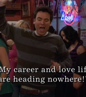 how i met your mother, himym and ted mosby