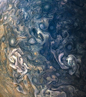 beautiful, jupiter and looks like a painting