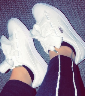white, sneakers and girl