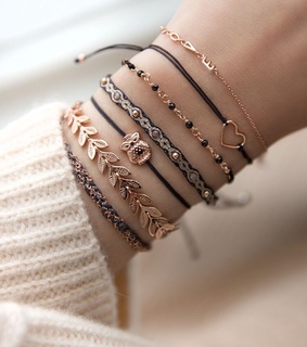 expensive, tumblr and thread bracelet