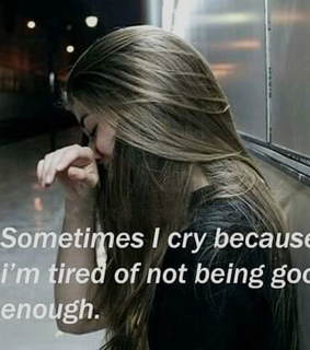 quote, lost and tired
