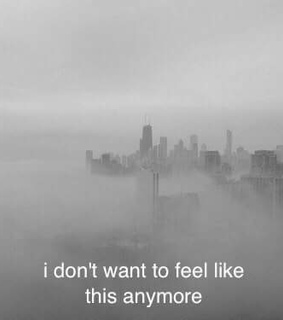 fog, lost and quote