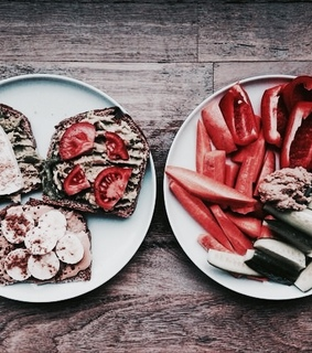 vegan, healthy and inspiration