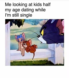 Relationship, single and life