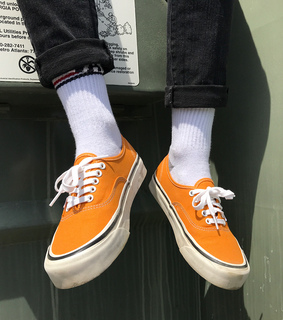 fashion, vans and sneakers