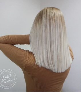 lob, haircut and styling
