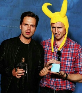 loki, Marvel and sebastian stan