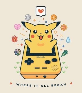 pokemon, cute and games