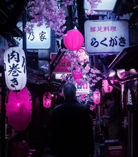 tokyo, streets and japan