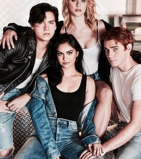 cole sprouse, varchie and archie comics