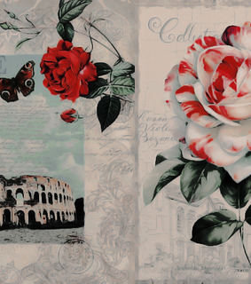 random header, psd and Collage