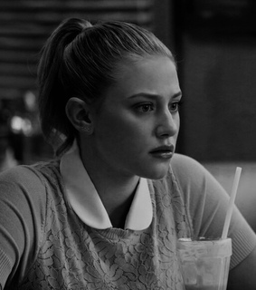 beronica, black and white and betty cooper