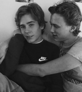 cute, isak and couple