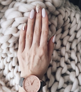 beauty, acrylic nails and glam
