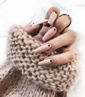 inspiration, nude nails and photography