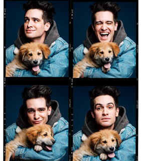 brendon urie and panic! at the disco