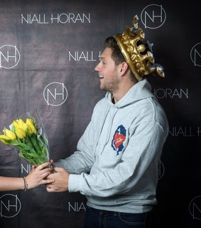 1d, yellow and niall horan