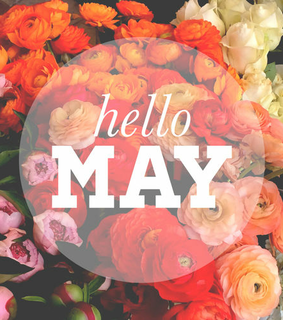 flowers, may and 2018