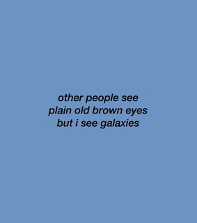 brown eye, quote and love