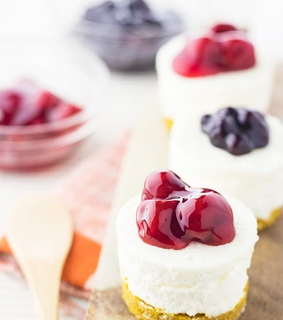 cheesecake, sweets and food