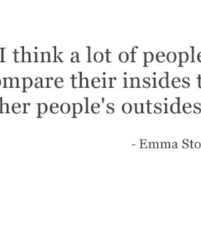 emma stone, quote and celebrity