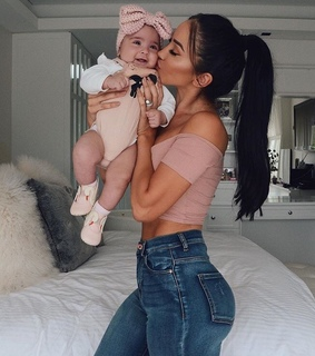 site models, life goals and mommy goals