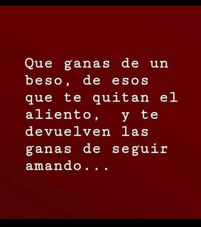 frases, amor and ganas