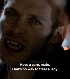 klaus, true and quote