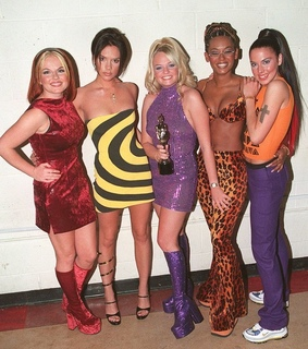 early 2000's, spice and vintage