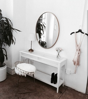 mirror, indague and home