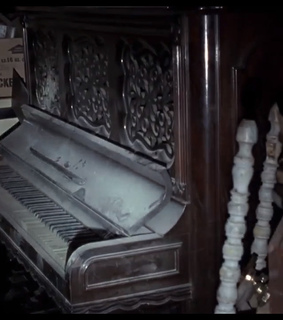 piano, old and hannibal lecter