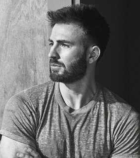 photoshoot, chris evans and handsome