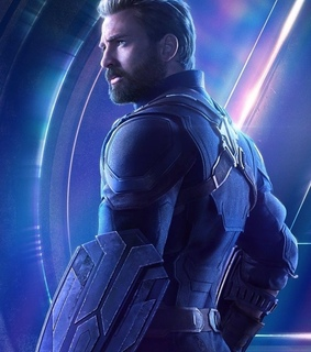 love, infinity war and captain america