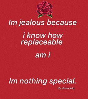 replaceable, deep quotes and tumblr