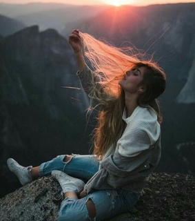 explore, travel and girl