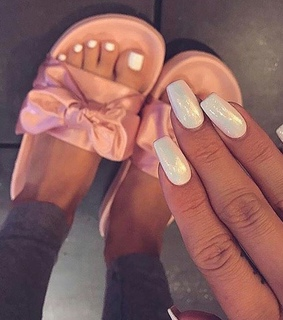 nails, chic and brunette inspo fleeky