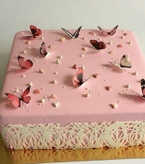 cake, delicious and food