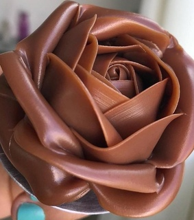sweet, rose and chocolate