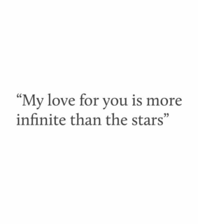 you, my and stars