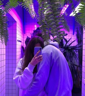 purple, pink and tumblr