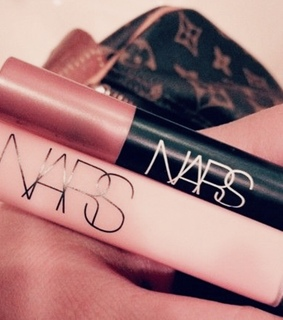Louis Vuitton, luxury and nars