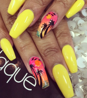 designs, yellow and beach