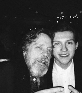 spider man, crossover and mark hamill