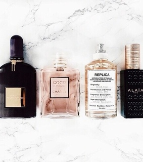 coco chanel, perfume and marble