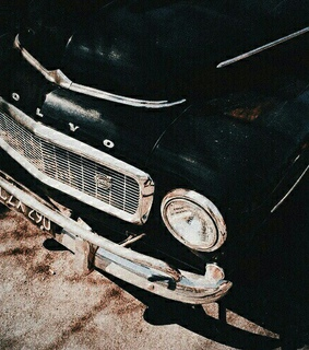 car and vintage