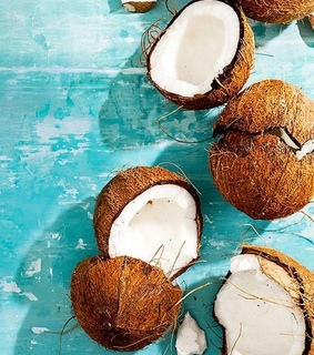 coconut, indie and background