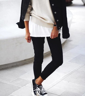 modern, fashion and jeans