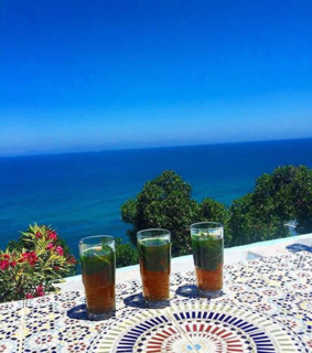 inspiration, ocean and tangier