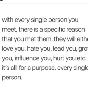 people, purpose and true
