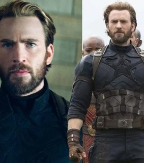 steve rogers, Avengers and hombre